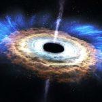 Астрофизики показали, как темная дыра разорвала звезду начасти