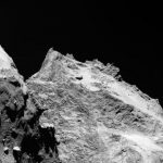 Накомете Чурюмова-Герасименко найден доисторический кислород