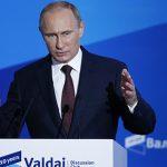 Ягоржусь летчиками РФ, участвующими воперации вСирии— Путин