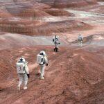 NASA выбирает наМарсе место для посадки первого пилотируемого корабля