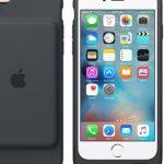 Компания Apple выпустила чехол-аккумулятор для iPhone 6s
