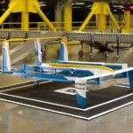 Amazon представила дрон для доставки заказов