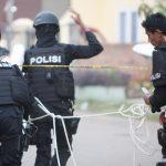 Новые взрывы прогремели вцентре столицы Индонезии