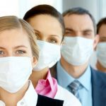 Вероятность заболеть гриппом умужчин выше, чем уженщин