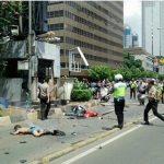 Число жертв взрывов вИндонезии возросло до17