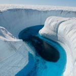 ВАнтарктиде ученые обнаружили наибольший каньон наЗемле