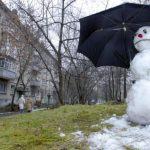 Начало февраля будет аномально теплым— Синоптики