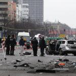 Назападе Берлина взорвался автомобиль, шофёр умер
