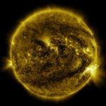 Работники НАСА уместили тринадцатимесячный период жизни Солнца ввидеоролике нашесть минут
