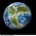 Суперконтиненты Колумбия иРодиния объединились миллиарды лет тому назад