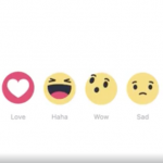 Социальная сеть Facebook добавил 5 альтернатив лайку