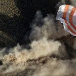 Экипаж МКС успешно вернулся наЗемлю