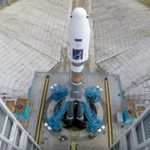 Скосмодрома Восточный осуществлён 1-ый запуск ракеты-носителя