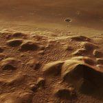 Стало известно, откуда наМарсе таинственные кратеры