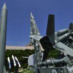 В Российской Федерации вприсутствии В.Путина сорвался запуск ракеты