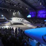 Сверхзвуковой космический корабль для туристов показали вСША