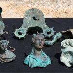 Израильские дайверы случайно обнаружили судно времен Римской империи