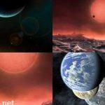 Найдены три планеты вне Солнечной системы, накоторых может быть жизнь