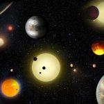 NASA обнаружило еще девять планет в«зоне жизни»