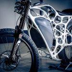 Airbus представил 1-ый вмире мотоцикл, распечатанный на3D-принтере