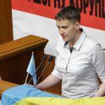 Савченко сравнила раду с«Титаником» ипризвала «замаливать грехи»