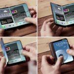 Самсунг выпустит смартфон сгибким дисплеем ссамого начала 2017г